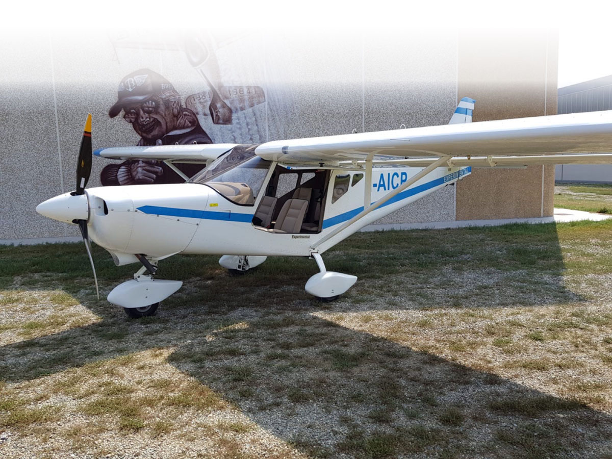 Ventura Microlight Aircraft